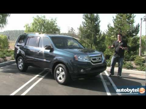 2012 Honda Pilot: Video Road Test and Review