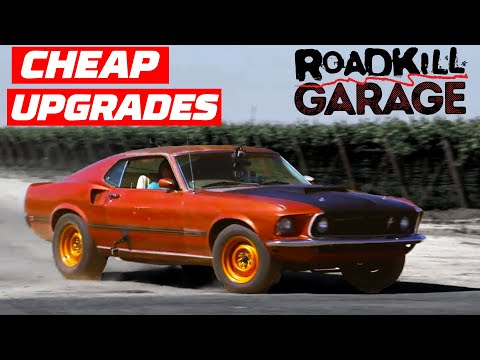 Cheap Upgrades on Our Best Cars! | Roadkill Garage | MotorTrend