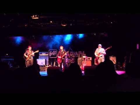 The Black Thunder Revue - Soul Preacher (Live @ The Leadmill 8/2/14)