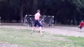 Ромашка, лето 2014 (видео №1)