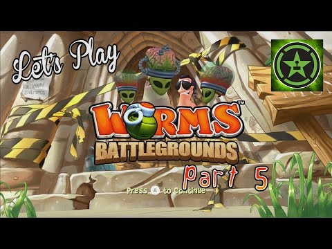 Let's - Geoff, Jack, Michael, and Ray are back for another round of Worms Battlegrounds! Save 25% on stocking stuffers in the RT Store until December 24th: http://bit.ly/ZvZHS1 Rooster Teeth: http://roo...
