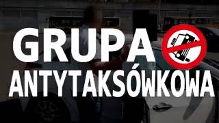 Obywatelskie zatrzymanie małżeństwa – taksówkarz idiota w akcji.