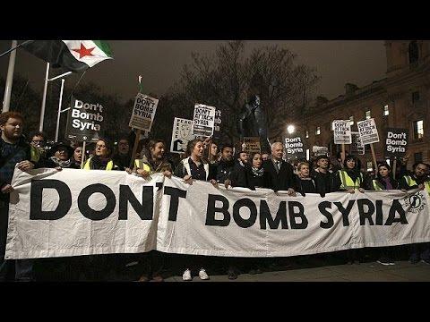 Βρετανία: Η Βουλή αποφασίζει για τους βομβαρδισμούς κατά του ΙΚΙΛ στη Συρία