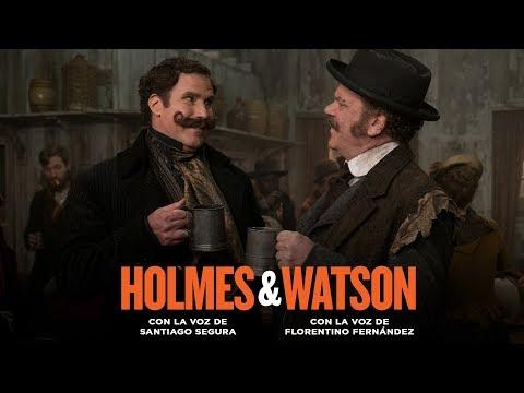 Holmes & Watson: Madrid Days - Ebriograma?>
