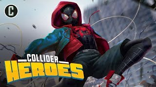 Lord and Miller Reveal More Details About Spider-Verse TV Series - Heroes by Collider