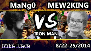 Video SmashTheRecord - Mew2King Vs. Mango - Iron Man 1 MP3, 3GP, MP4, WEBM, AVI, FLV Oktober 2017