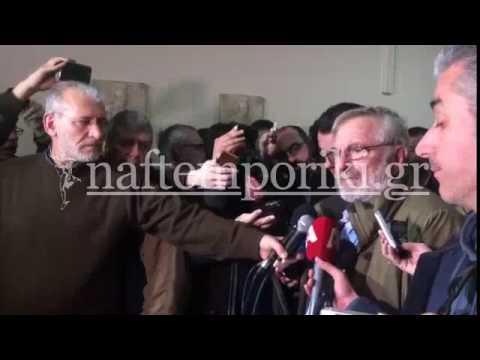 Άκαρπη η συνάντηση αγροτών – υπουργών