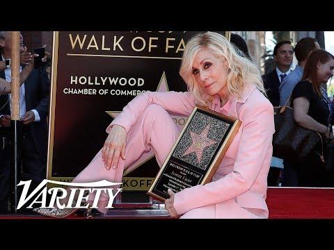 Judith Light Walk of Fame Ceremony
