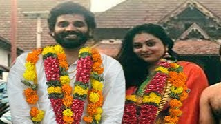 Video Namitha Marriage | நமிதா திடீர் திருமணம் | Raiza announces Namitha's marriage | Namitha Wedding MP3, 3GP, MP4, WEBM, AVI, FLV November 2017