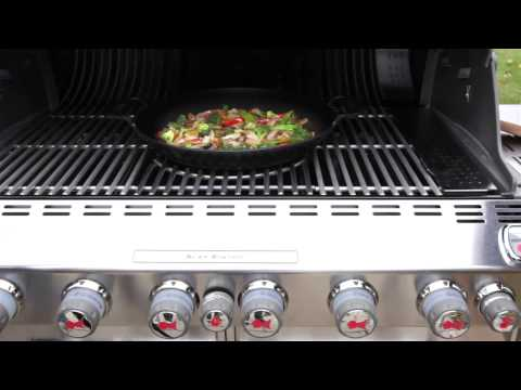 Gourmet BBQ System™—Stainless Steel Cooking Grates for Summit® 4 and 6 Burner Gas Grills