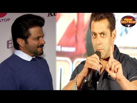 Anil Kapoor Walks Away When Quizzed On Salman's Da