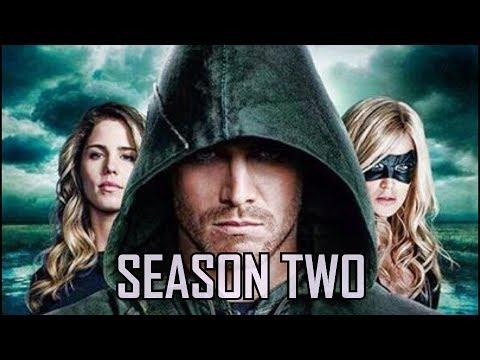 Arrow Season 2 Complete Recap