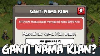Video Clan COC Aneh Dan Misterius - Emang Bisa ganti Nama Clan? - Clash Of CLans Indonesia - MISTERI COC MP3, 3GP, MP4, WEBM, AVI, FLV April 2017