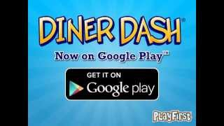 Diner Dash Classic YouTube video