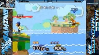 Dinosaur Combos (Falco combo video by Moose)