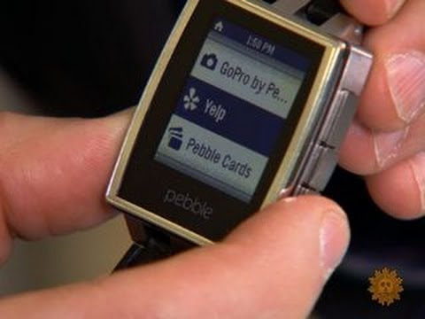 Smartwatches, the latest in wearable gadgets