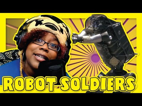 New Robot Makes Soldiers Obsolete | Corridor | AyChristene Reacts