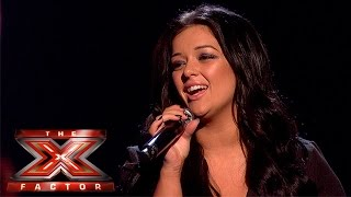 X Factor - Lauren Murray performs for her place