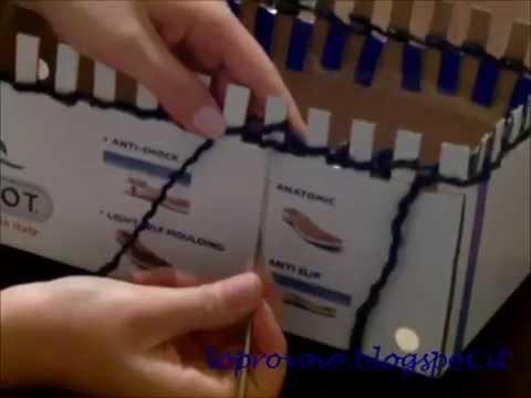 creare uno scaldacollo in pochi minuti con una scatola di cartone