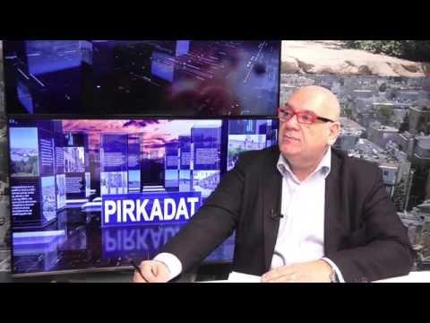 PIRKADAT: Kunos Péter – MAZSIHISZ-BZSH ügyvezető igazgatója