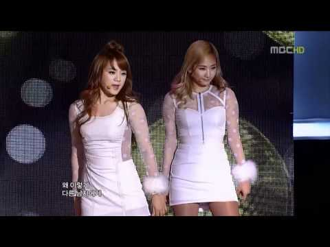 [HD] Wonder Girls 111124 – Tell Me, Nobody – MBC Campus Song Festival 2/2