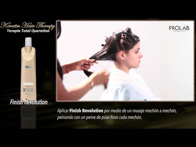 Terapia Total Queratina de Prolab Cosmetics España