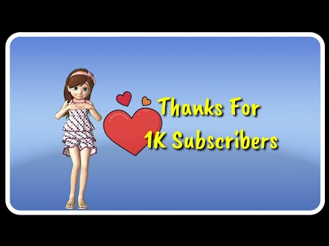 Thank you quotes - Thank You Everyone for 1000 subscribersThank you status videoThank you song