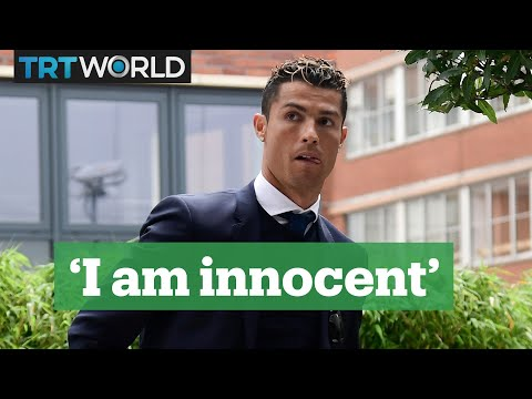 Cristiano Ronaldo Denies Tax Fraud