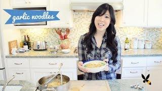 Garlic Noodles Recipe - Honeysuckle Catering