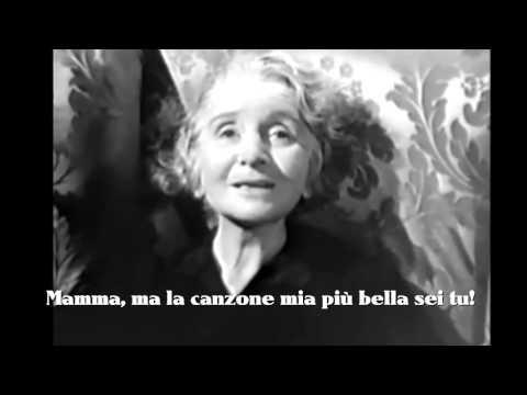 """, title : 'Beniamino Gigli """"Mamma"""" con testo video Mario Ferraro.'"""