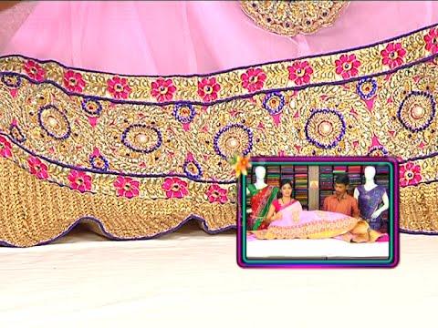All Varieties of Kanchi Pattu  Fancy and Designer wear Sarees | Sogasu Chuda Tarama | Vanitha TV 23 September 2015 02 06 PM