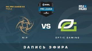 NiP vs OpTic Gaming - ESL Pro League Finals - de_cobblestone [ceh9, CrystalMay]