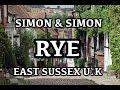 Simon n Simon Go To - Rye East Sussex England - Historical Town