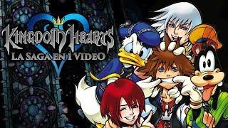 Kingdom Hearts: La Saga en 1 Video
