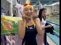 【TVPP】Rainbow - W 50m Freestyle Final, 레인보우 - 여자 50m 자유형 결승 @ Idol Star Championships