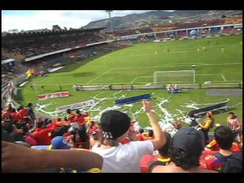 La Banda Tricolor - Attake Massivo Pasto .. Aguante Tricolor .. - Attake Massivo - Deportivo Pasto