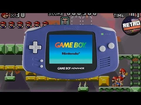 L'histoire de la Game Boy Advance
