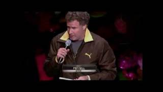 Will Ferrell Introduces NBA Teams: Chicago Bulls at New Orlean Hornets Full Video
