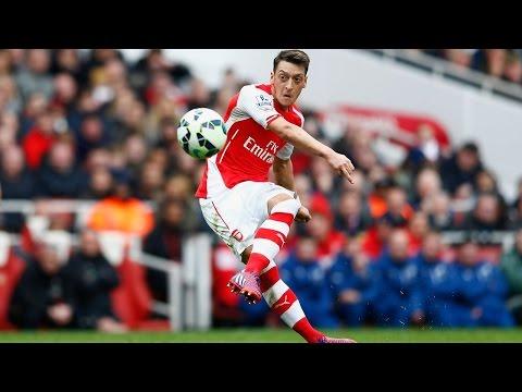 Mesut Özil - Record Breaker