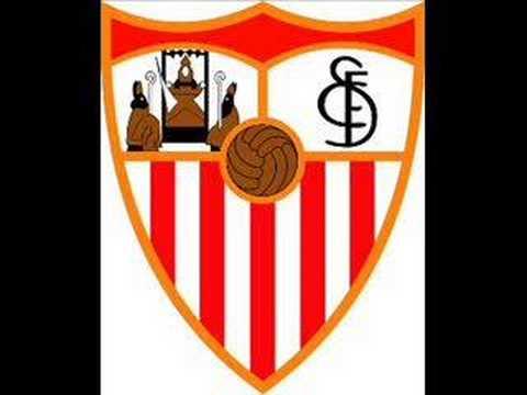 Sevilla - El himno del centenario del sevilla, cantado por el arrebato.