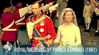 Hovingham United Kingdom  City pictures : Wedding At York Wedding Of Prince Edward (1961)