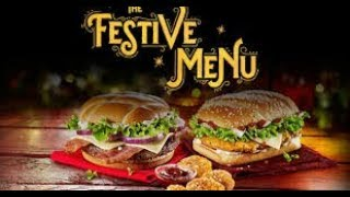 McDonald's Christmas advert 2017 'it's for the reindeer'