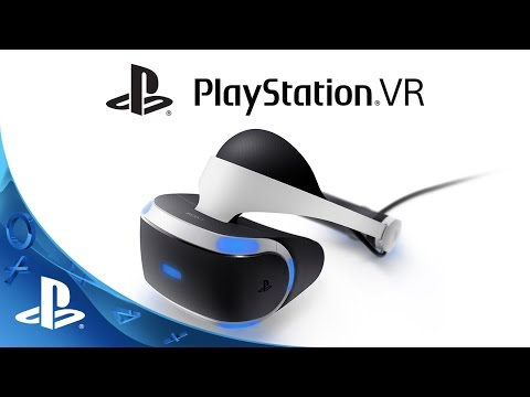 Sony Reveals The Price and Release Date for PlayStation VR – HD Announcement Trailers