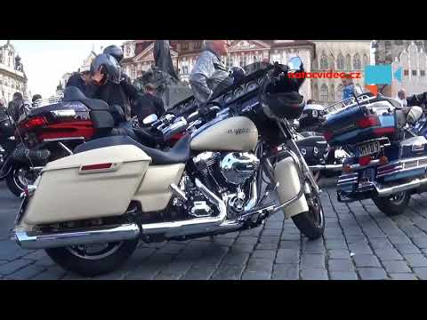Prague Harley-Davidson Days