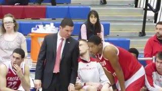 Sacred Heart Highlights vs Fairleigh Dickinson - Men's Basketb...
