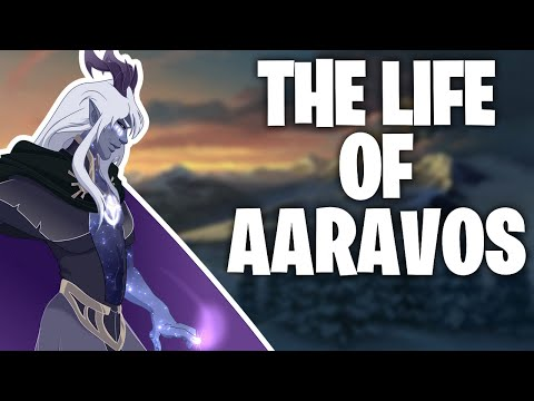The Life Of Aaravos (Dragon Prince)