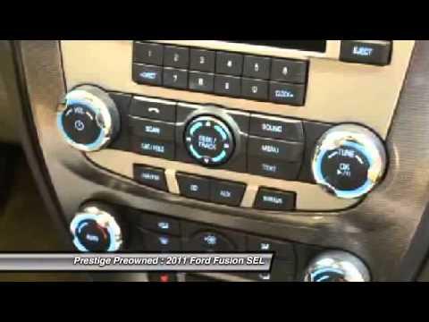 2011 Ford Fusion SEL Mahwah NJ 07430