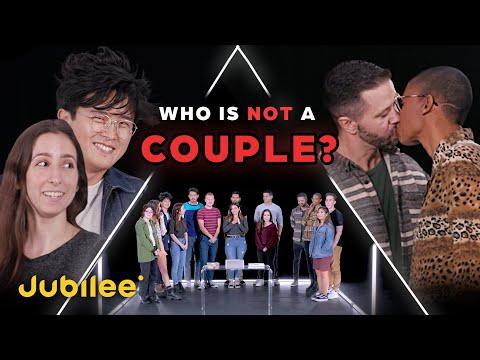 6 Couples vs 1 Fake Couple | Odd Man Out