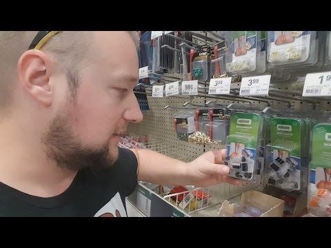Работа и покупки электрика в америке