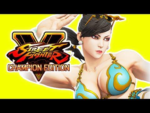Chun li COSTUMES Part 1  - Street Fighter V